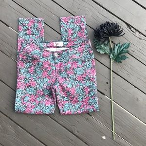 🌼3/$20🌼 SO Floral Jeans